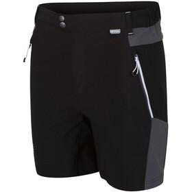 Regatta Mountain Shorts Men black/magnet